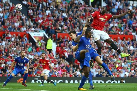 Victory is in the air for United