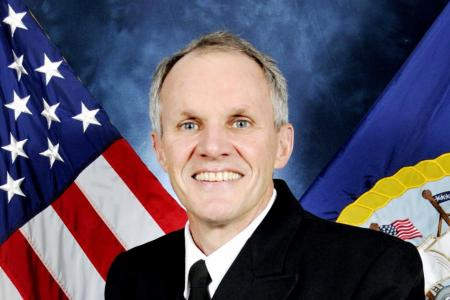 New US 7th Fleet commander to emphasise training and preparation after two recent naval collisions