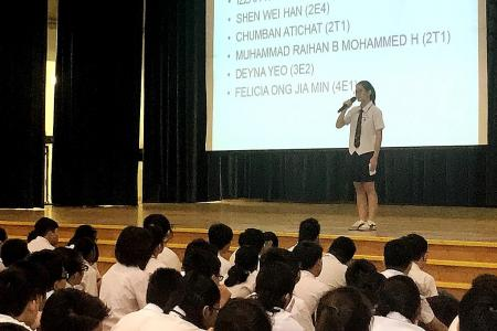 Schools taking steps to reduce stress in students