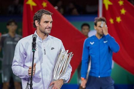 Nadal: The better man won