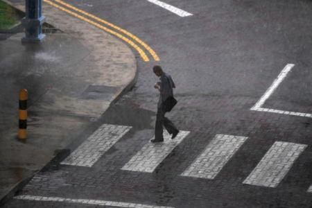 LTA looks at making crossings safer for pedestrians