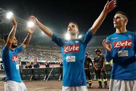 Guardiola: Napoli can kill us