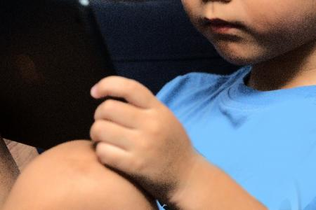 Concern over screen time for small kids