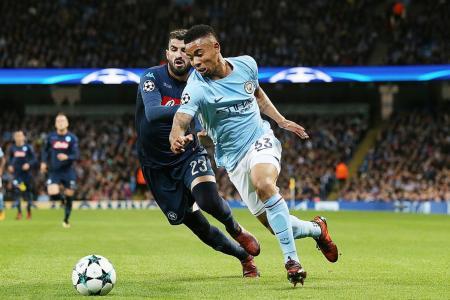 Sarri picks City for Champions League title