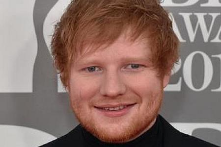 Sheeran cancels parts of Asian tour, S'pore shows unaffected I was sexually assaulted at 16: Witherspoon Weinstein resigns from company board Star Wars goes Solo next year
