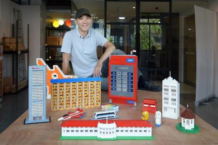 For some, Lego is not just a hobby