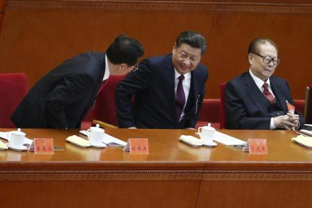 Xi lays out vision for 'new era'