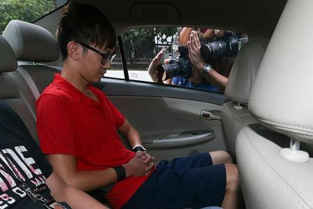 Man pleads guilty to Boon Lay homicide: He could not accept her seeing others