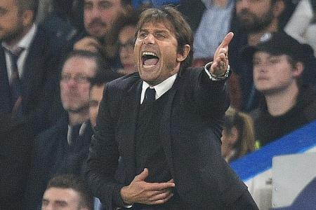 Whiny Conte winning over few fans
