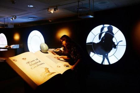 Wizardry and history combine in Harry Potter exhibition
