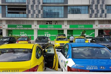 Record $952m raised indebt financing for Grab