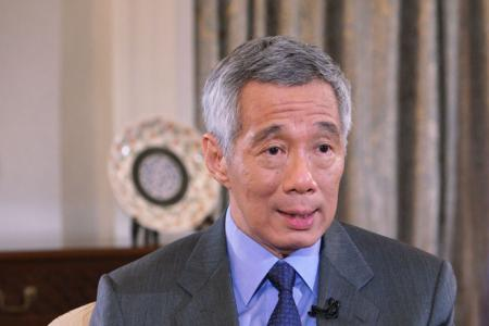 PM Lee: It'll take time to pick next PM