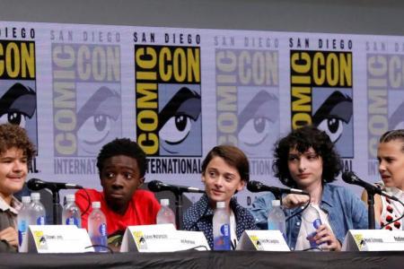 Cast of Stranger Things no longer strangers to success