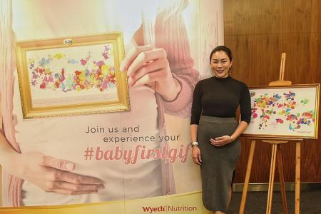 A bumpy road to baby bump