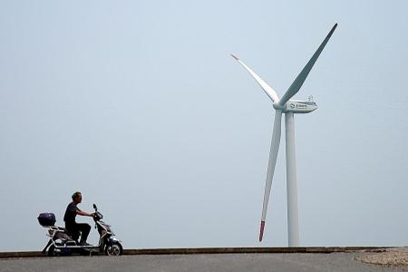 Spark needed for Asia's renewable energy plans