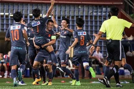 Champions-elect wary of Toa Payoh hoodoo