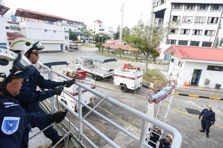 'Realistic' effects to mentally prepare rescuers