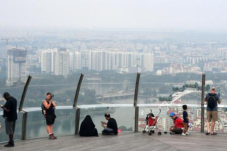Low chance of transboundary haze: NEA