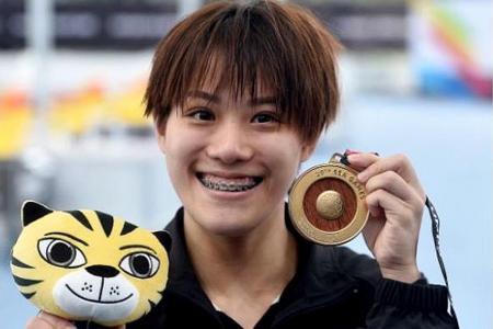 S'pore set for SEA Games gold after M'sian diver fails dope test