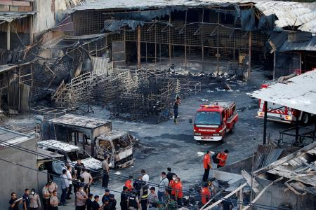 Carnage at Jakarta factory