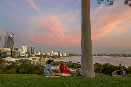 Fall in love with Perth