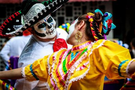 Family-friendly adventure on the seas Celebrate Day of the Dead in S'pore
