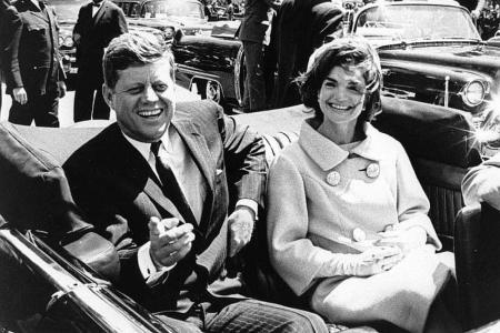Secret files on JFK assassination released