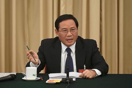 Ex-secretary to Xi named Shanghai party boss