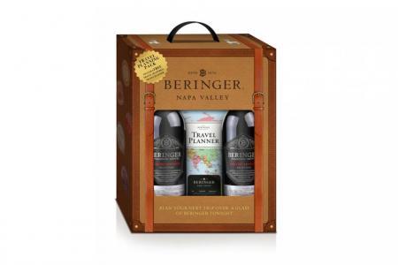Win Beringer Travel Planning Packs