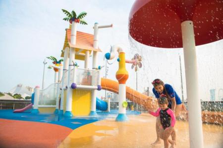 Water fun galore for everyone