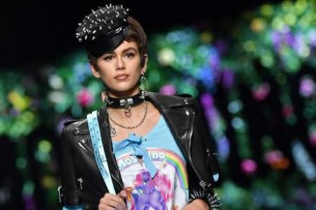 Moschino makes My Little Pony magic