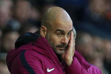Neville warns Guardiola's men: Winter is coming