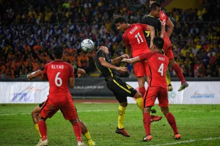 Malaysian FA fined $40,000 after 'dog chant' by fans at SEA Games