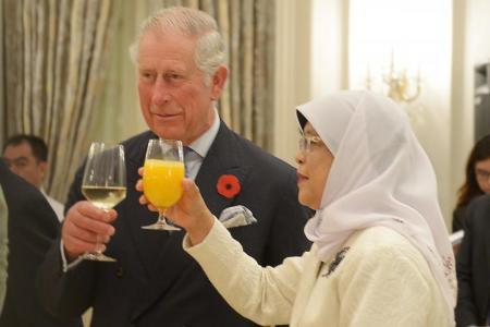 S'pore, UK share 'rich, enduring relationship': Halimah