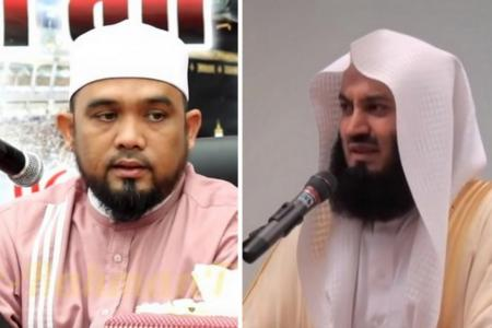 Johor follows S'pore's lead, bans two Islamic preachers