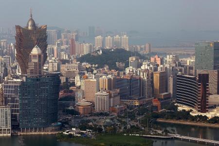 Macau gambling revenue hits three-year high