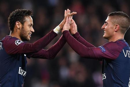 Anderlecht coach: PSG are the best team in Europe