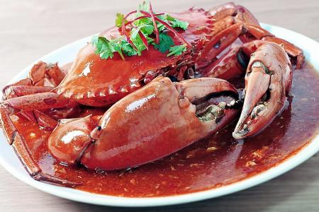Seafood for every palate in S'pore