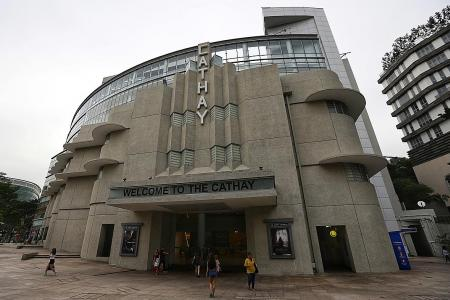 mm2 Asia to buy Cathay Cineplexes for $230m