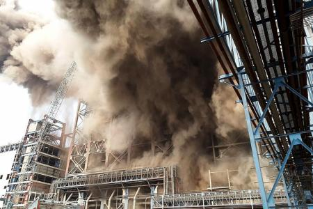 Scores killed in India power plant blast