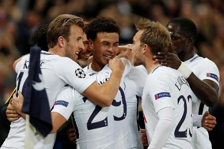 Spurs of the moment