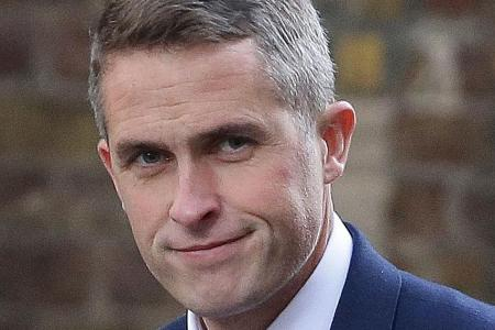 British defence chief quits government