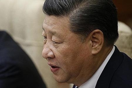 China's Xi sends rare message to Kim