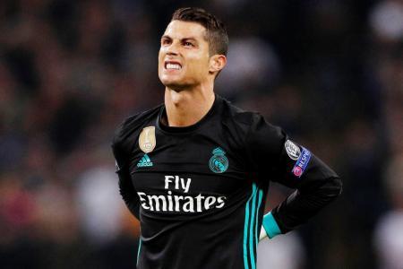 Ronaldo plays down talk of crisis
