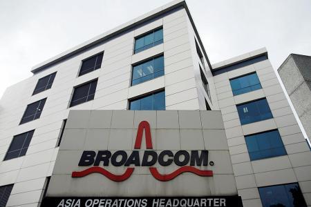 Broadcom to relocate back to America
