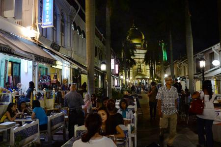 Kampong Glam could soon become Singapore's first digitally-enabled neighbourhood
