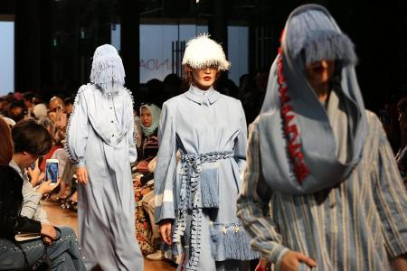 Bold ideas for modest fashion