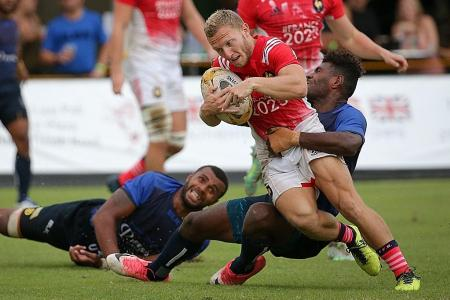 French side upset favourites Daveta