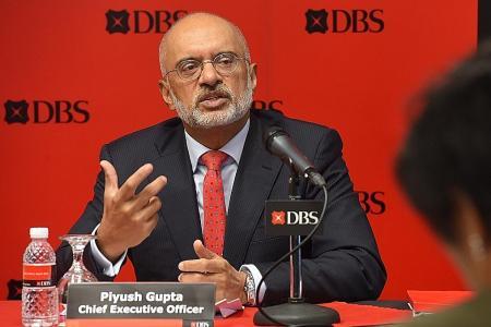DBS' Q3 profit down by 25%