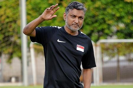Sundram believes he's still the man for the job